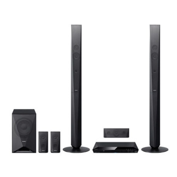 Sony-5.1-Channel-DVD-Home-Thaeater-System-DAV-DZ650