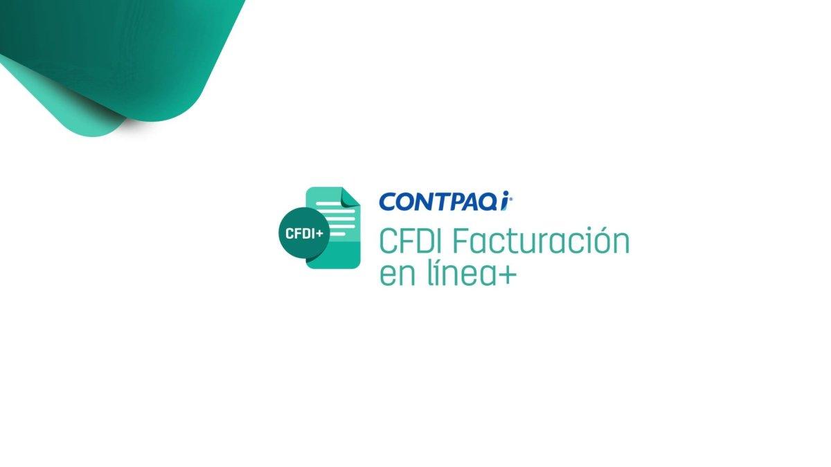 CONTPAQi CFDI en linea