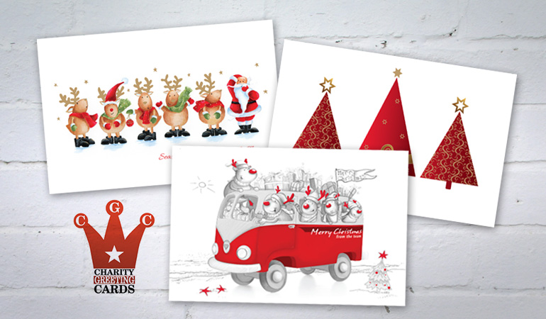 Charity Christmas Cards Supporting Bowel Cancer Australia