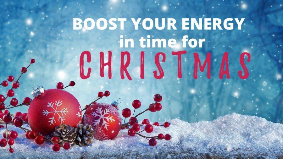 boost energy christmas
