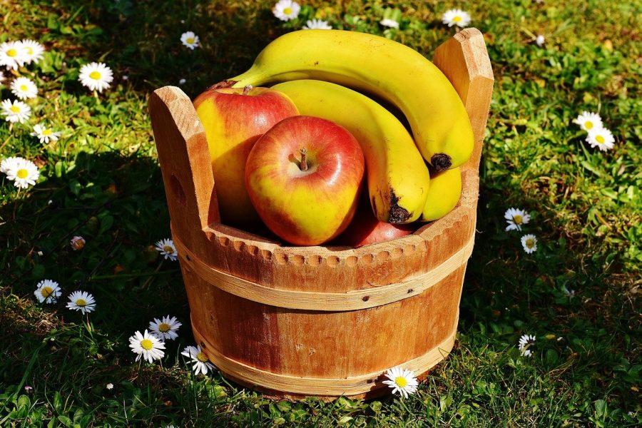 apple banana