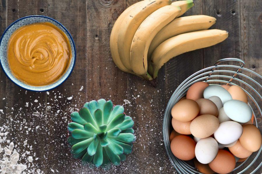 banana peanut butter