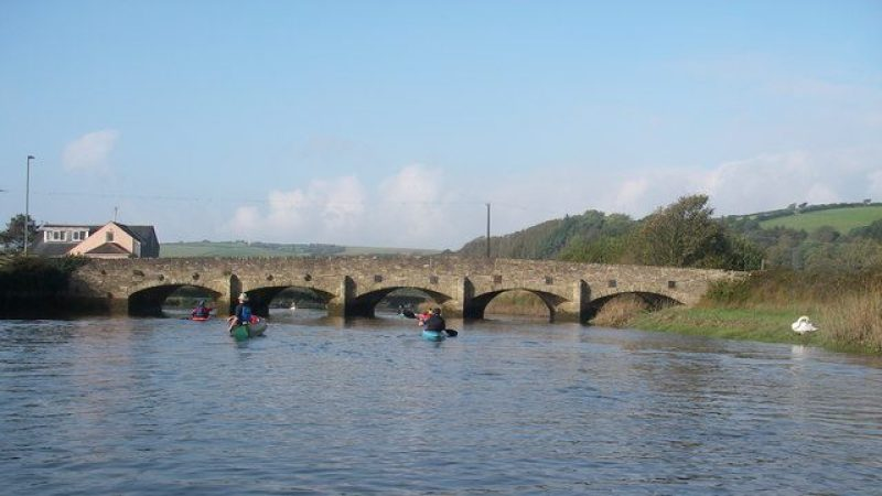Aveton Gifford Bridge