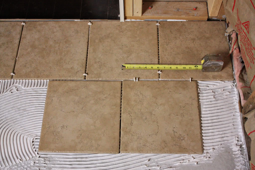 how to tile a brick pattern bower power