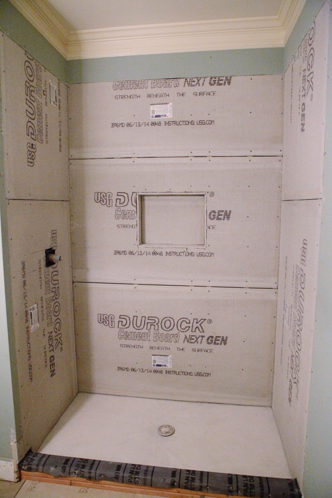 Image Result For How To Install A Shower Base With Tile Walls