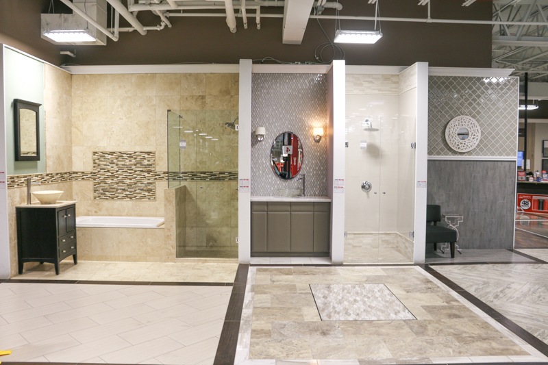 tile combinations for any bathroom