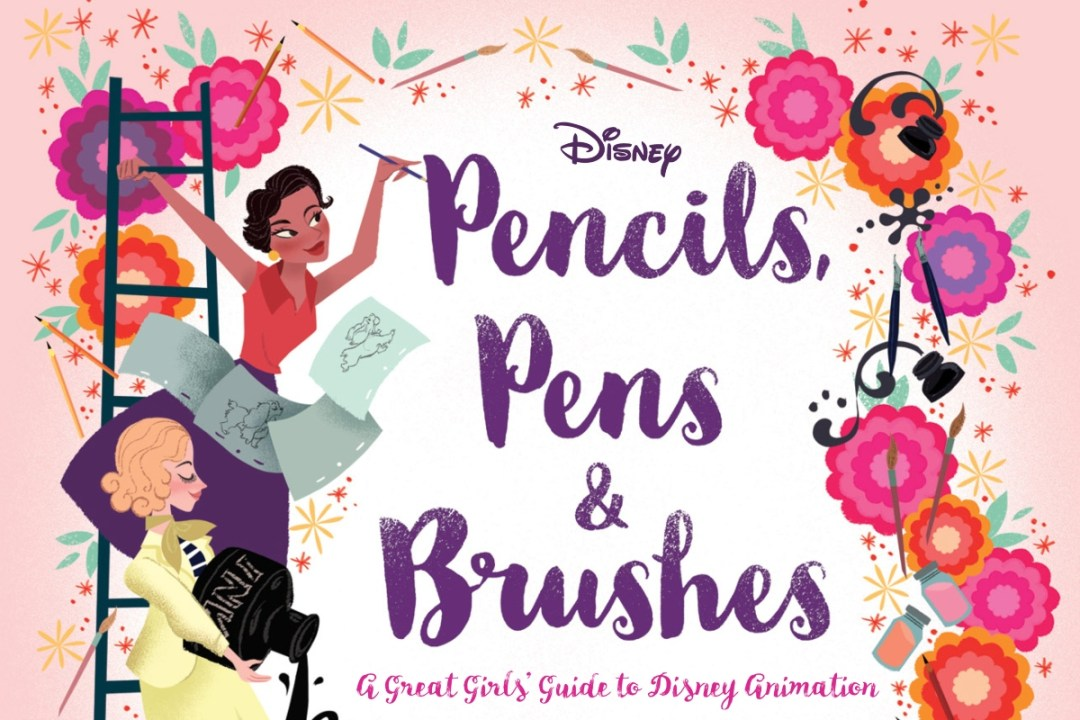 Pencils, Pens & Brushes - The Colorful Women of Early Disney Animation with Mindy Johnson
