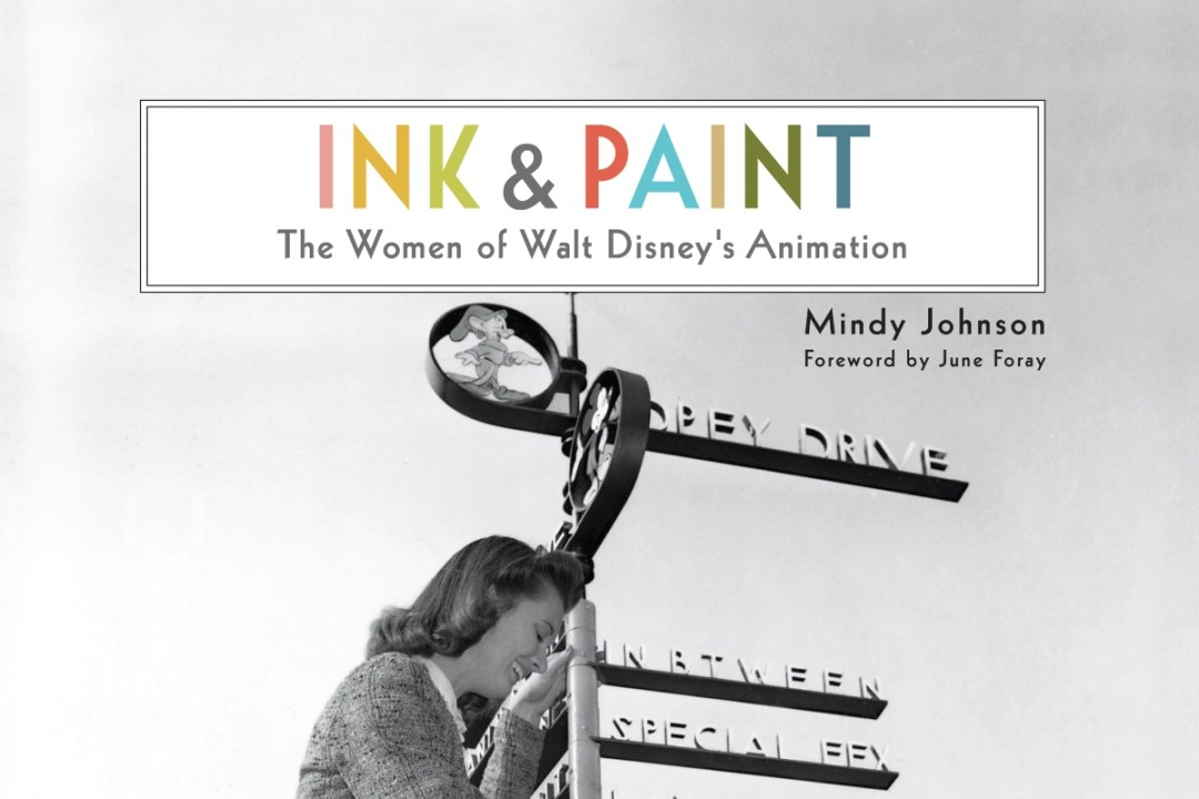 An Invisible History - Trailblazing Women of Walt Disney's Animation with Mindy Johnson
