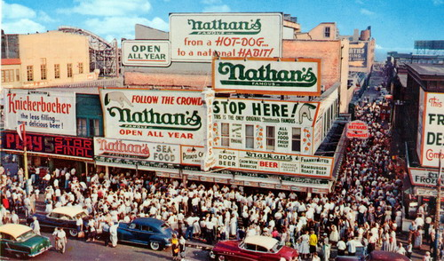 Image result for pictures of coney island today