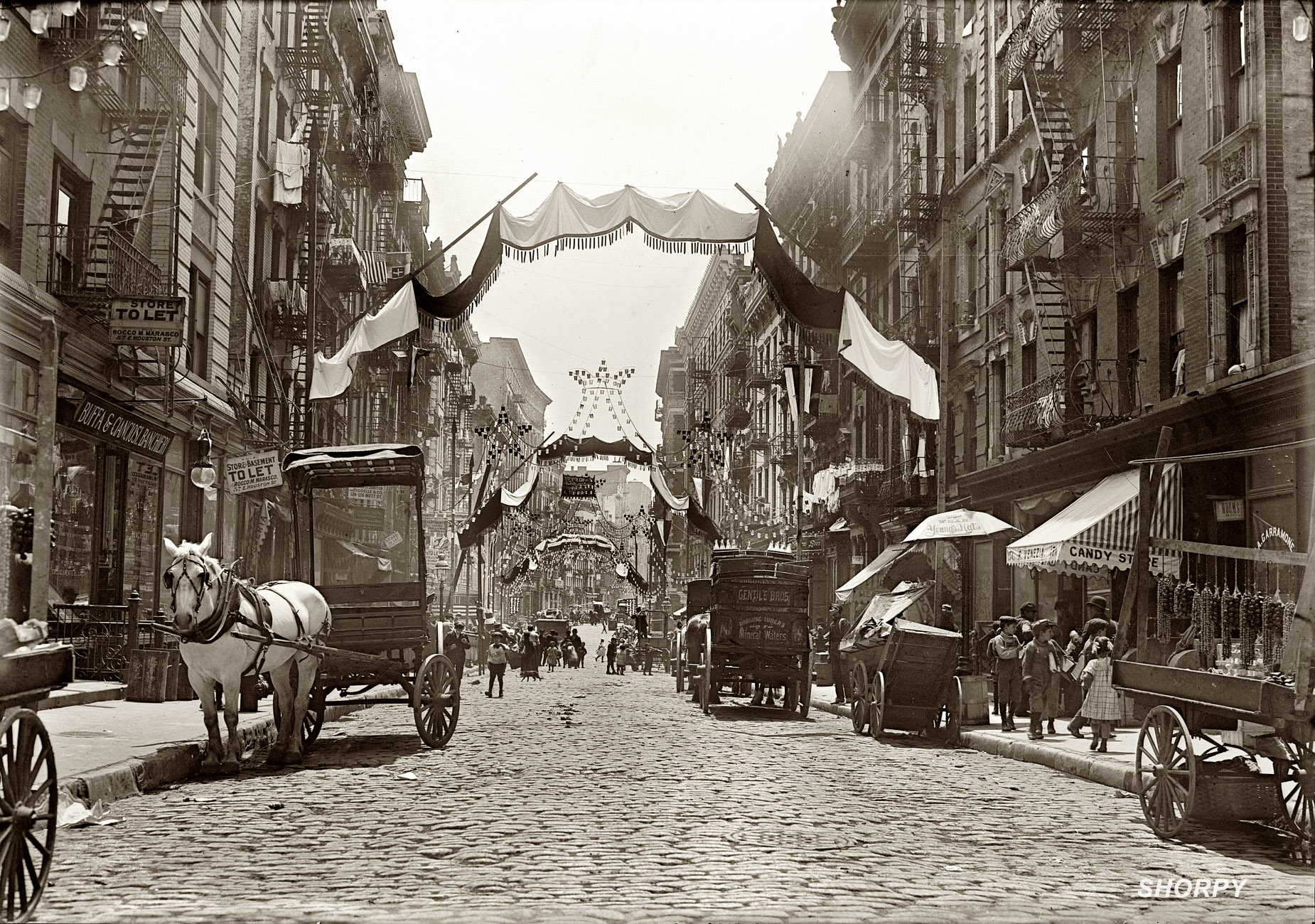 The Big History Of Little Italy