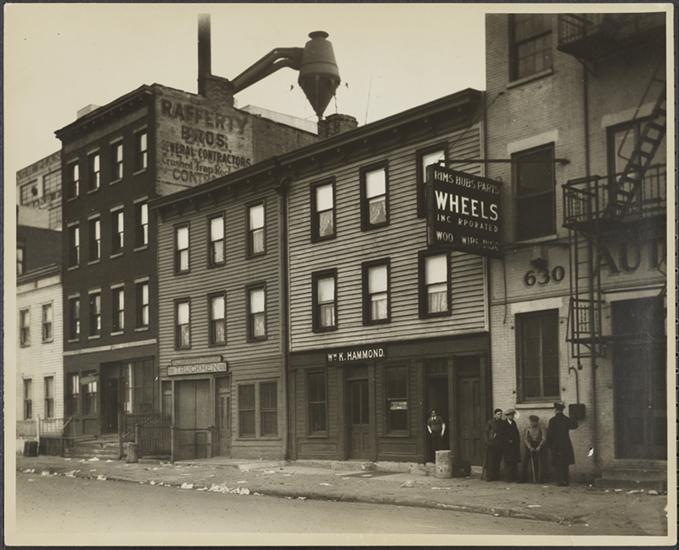 Hells Kitchen New Yorks Wild West The Bowery Boys