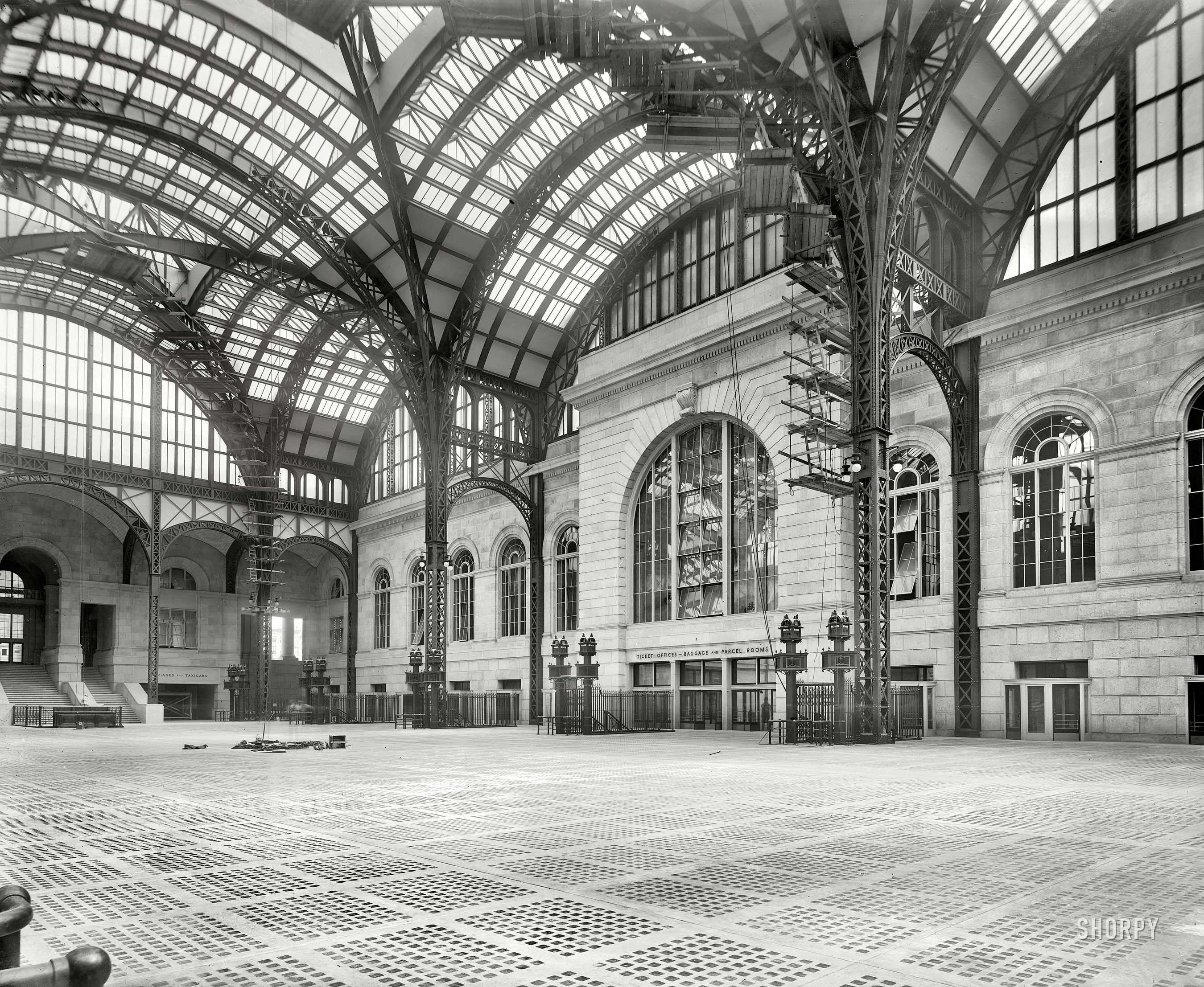 Penn Station Archives
