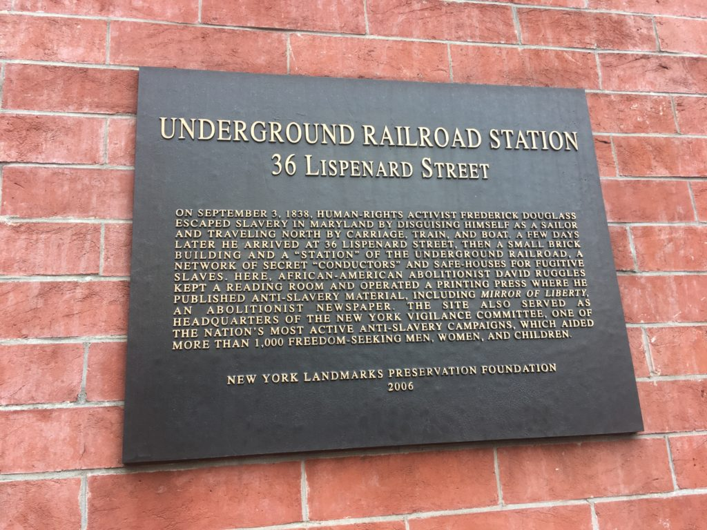 New York City And The Underground Railroad Escaping To Freedom Through A Hostile City