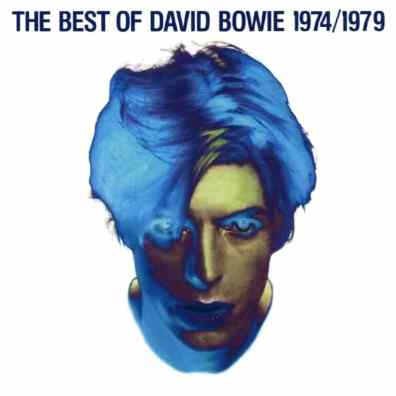 The Best Of David Bowie 1974/1997 cover artwork
