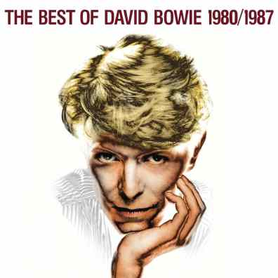 The Best Of David Bowie 1980/1987 cover artwork