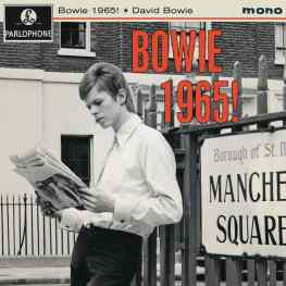 Bowie 1965! EP cover artwork
