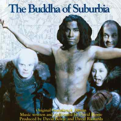 The Buddha Of Suburbia original album cover artwork