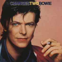 ChangesTwoBowie album cover artwork