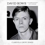 David Bowie –Clareville Grove Demos box set cover