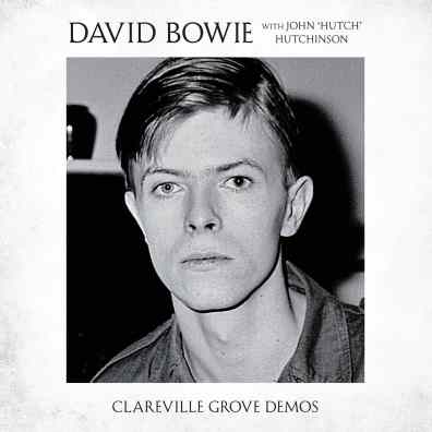 David Bowie – Clareville Grove Demos box set cover