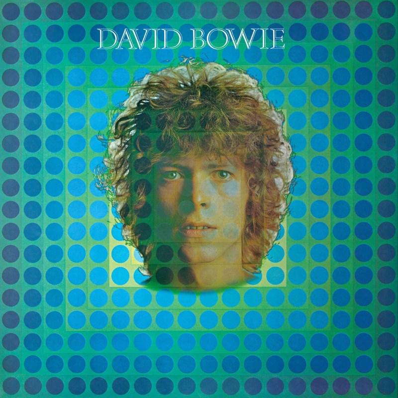 David Bowie – Space Oddity album cover