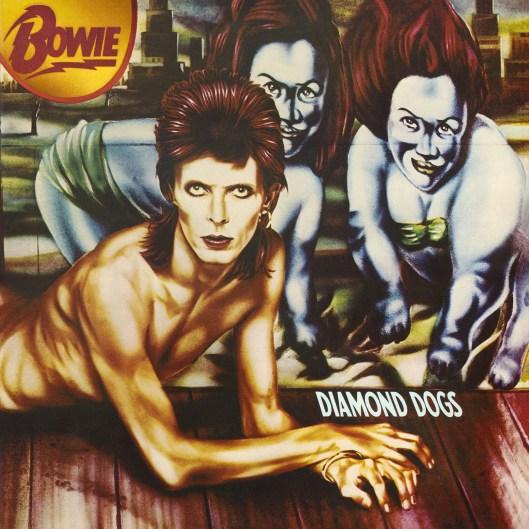 Diamond Dogs album cover