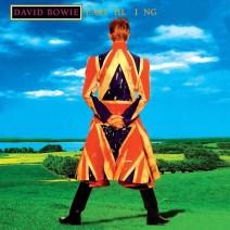 Earthling album cover artwork