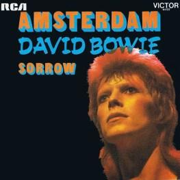 Sorrow/Amsterdam single –France