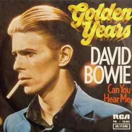 Golden Years single – Germany