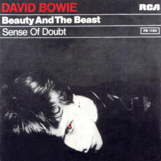 Beauty And The Beast single – Germany/Holland