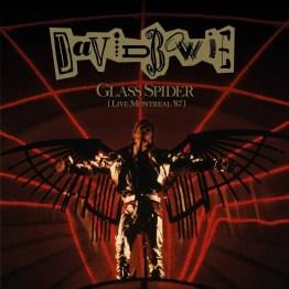 Glass Spider (Live Montreal '87) album cover artwork