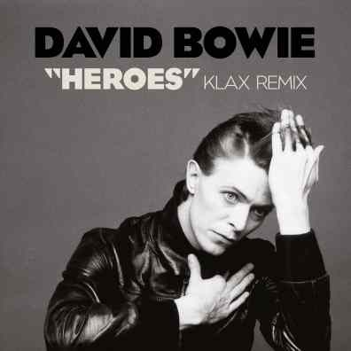 """Heroes"" (Klax remix) cover artwork"
