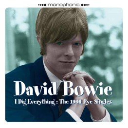 I Dig Everything: The 1966 Pye Singles cover artwork