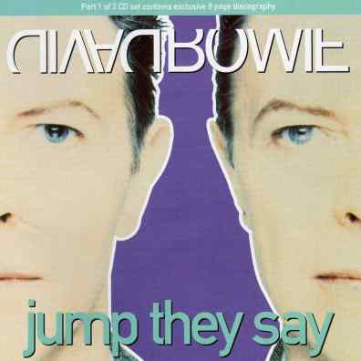 Jump They Say CD single – part 1