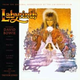 Labyrinth OST album cover