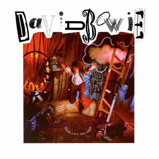 Never Let Me Down album cover