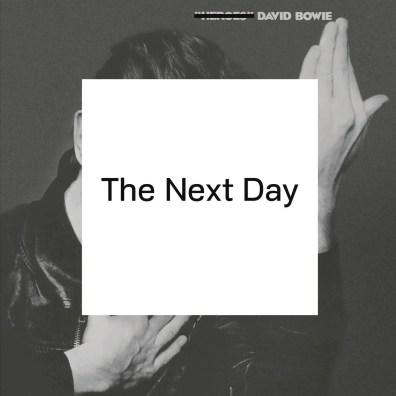The Next Day album cover