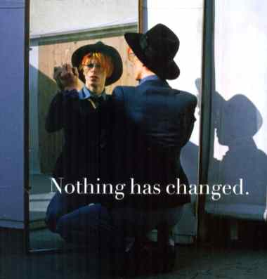David Bowie – Nothing Has Changed (2xCD edition)