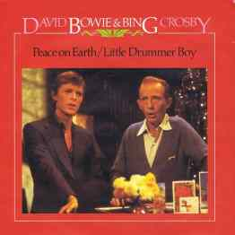 Peace On Earth/Little Drummer Boy single