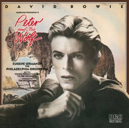 Peter And The Wolf cover artwork