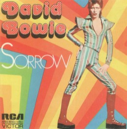 Sorrow single –Spain