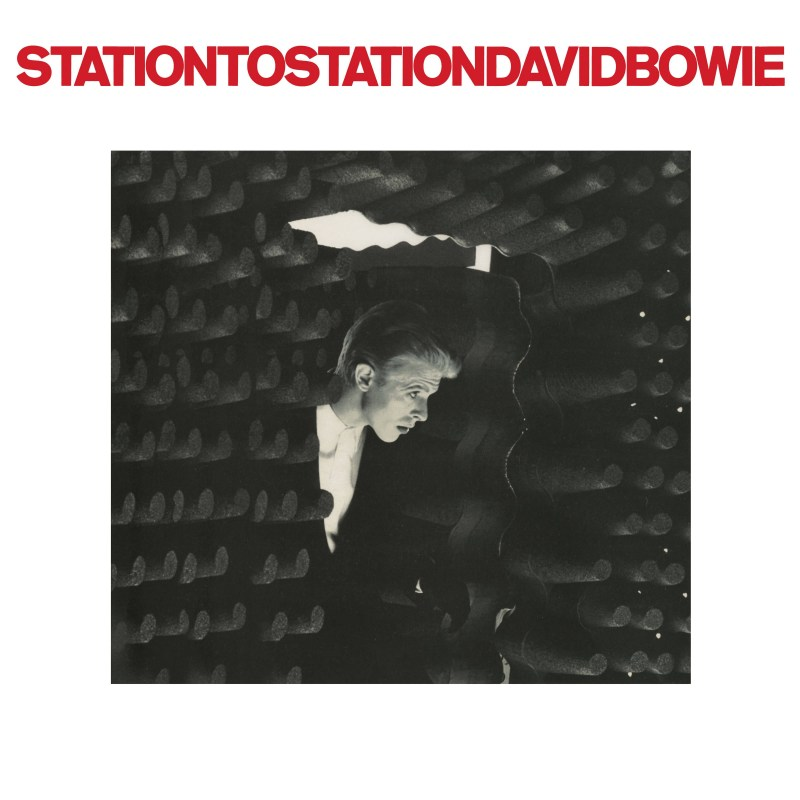 Station To Station album cover