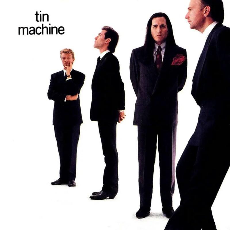 Tin Machine album cover