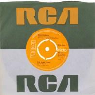 The Jean Genie single –United Kingdom