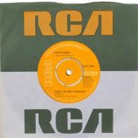 John, I'm Only Dancing single –United Kingdom
