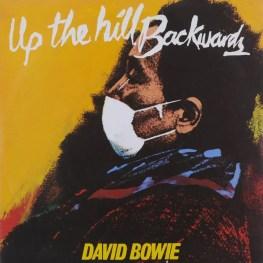 Up The Hill Backwards single –United Kingdom