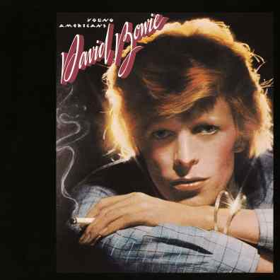 Young Americans album cover