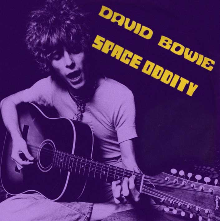David Bowie Space Oddity 1979 Re Record Dont Forget The