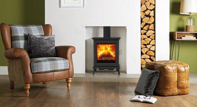 Sheraton 5 Woodburning/Multifuel Stove