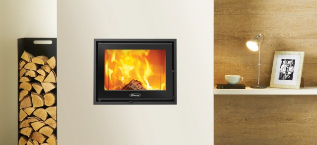 Dovre Zen 100 Wood Burning Cassette